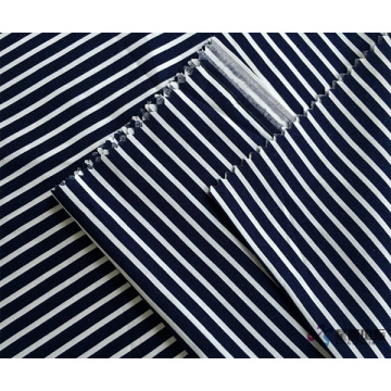Striped pattern 100% Viscose Rayon Printed Fabric