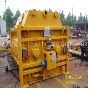 MAO Series Twin Shaft Mixer