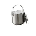 Stainless Steel Ice Bucket Bar Beer Cooler Wine
