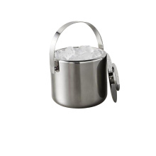 Best Quality for China Stainless Steel Beer Ice Bucket Container,Household Stainless Steel Bucket,Beer Bar Stainless Steel Bucket Manufacturer and Supplier Stainless Steel Ice Bucket Bar Beer Cooler Wine export to Uganda Manufacturer