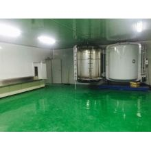 Aluminum vacuum coating machine