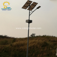 Bottom price for 60W Solar Street Lighting Off-grid solar street luminaria 60w supply to Barbados Manufacturer