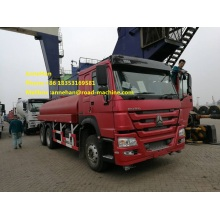 Sinotruk howo7  Construction Water Tank Truck