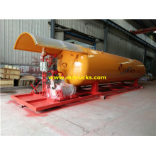 China for 10 Cbm Lpg Skid Mounted Stations 10T 20 CBM Mobile LPG Filling Stations supply to Spain Suppliers