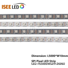 Pixel LED RGB SMD5050 Flex Strip Lamp