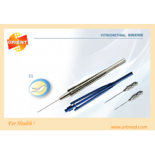 Vitreoretinal Scissors for ophthalmic microsurgical