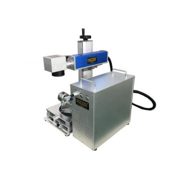 30W Laser Fiber Marking Machine