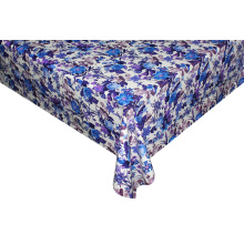 Elegant Tablecloth with Non woven backing Linen