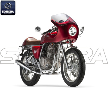 MASH CAFE RACER 400cc Candy Red Body Kit Engine Parts Original Spare Parts
