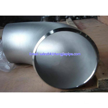 CS SS304 Butt weld seamless elbow