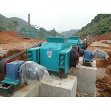 Special for Stone Roller Crusher 2PG Double Roller Crusher For Coal/Coke/Refactory Material supply to Congo Factory