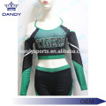 Unique Design Long Sleeve Cheer Uniform For Youth
