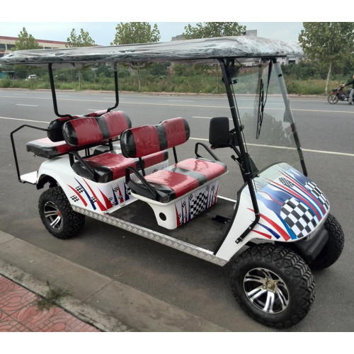 cheap prices for fancy golf carts for sale