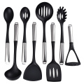 New stainless steel kitchen tools nylon cooking utensils
