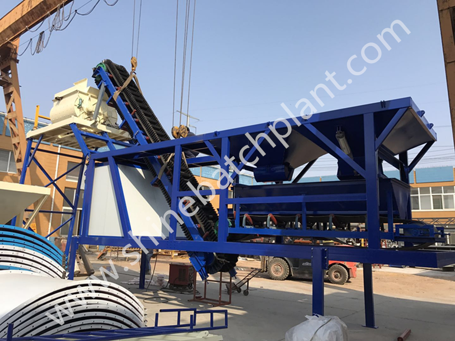 25 Mobile Mixing Plant 1
