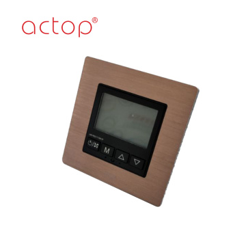 Hot Sale Hotel Room Temperature Controller Smart Thermostat