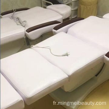 Salon de beauté électrique Spa Lift Massage Facial Bed