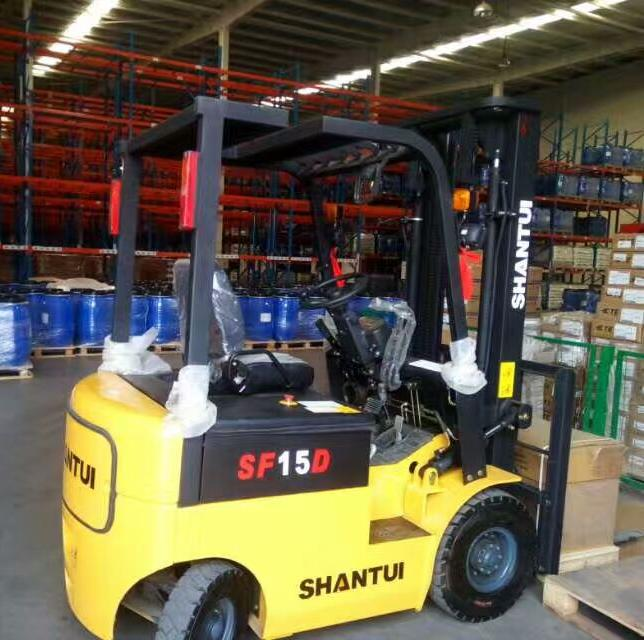 1 5 Ton Electric Forklift