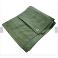 130gsm olive green tarpaulin with UV