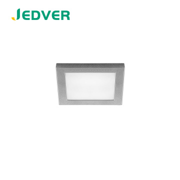 2.5W Flat Cabinet Sqaure Mini Panel Light