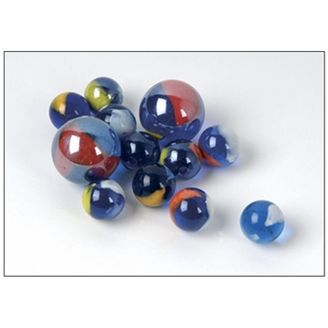 China supplier OEM for Toy Glass Marbles Wholesales Shiny Glass marble for Child Playing export to Poland Importers