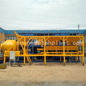 Mini Mobile Ready Mix Concrete Plant