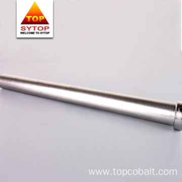 Customized Cobalt Based Alloy thermocouple protective pipe