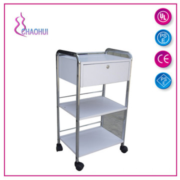 China for Hydraulic Stool Cheap Beauty Hairdressing Salon Trolleys For Sale export to United States Factories