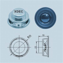 Factory Supply 36mm 4ohm 3w Multimedia Speaker