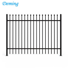 China OEM for Double Fence Gate High Quality Decorative Zinc Steel Fence supply to Ghana Manufacturers