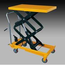 700kg Hydraulic Single Scissor Lift Hand Pallet Truck