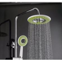 Bathroom rain shower head set