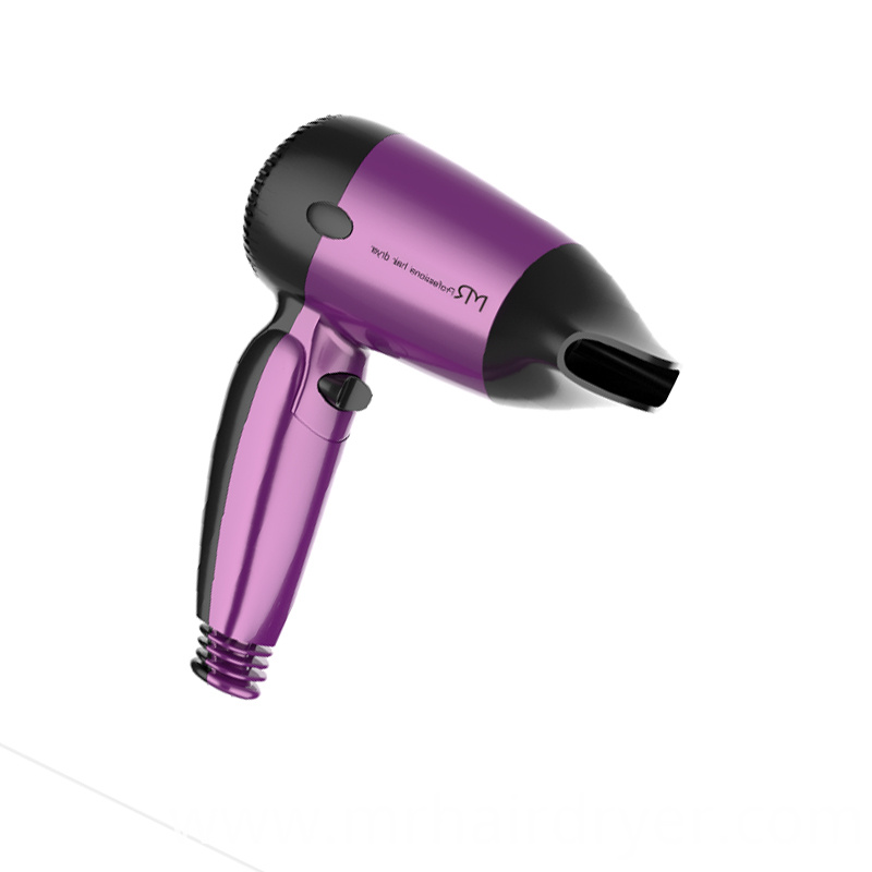 Hair Dryer with Comb