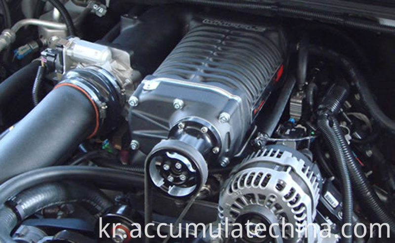 Superchargers For Trucks Or Suvs