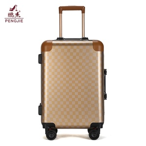 House Suitcase Trolley Sky Travel Luggage Bag