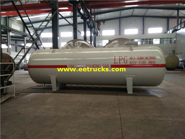 10MT Propane Gas Cylinder Tanks