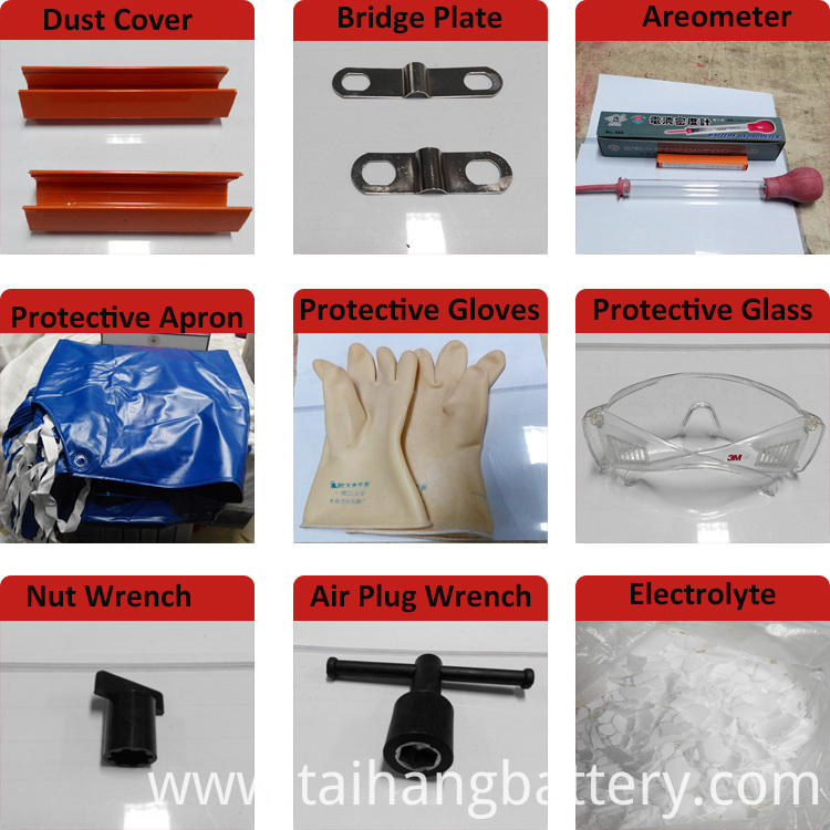 Battery Spare Parts
