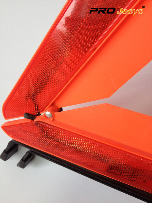 LED Warning Triangle DL-209 3