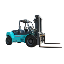 Factory directly sale for 14.0Ton Diesel Forklift 15.0 Ton Forklift With Okamura Transmission export to Venezuela Importers