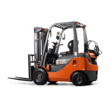 Excellent quality for Dual Fuel Forklift 1.0 Ton LPG&Gasoline Forklift Truck supply to Belarus Importers