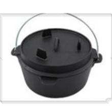 outdoor cast iron dutch oven