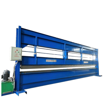 High Effective Roofing Sheet Bending Roll Forming Machine