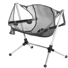 Ultralight Aluminum outdoor folding Stargaze Recliner