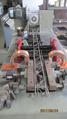 steel rods truss mesh machine for building (3)