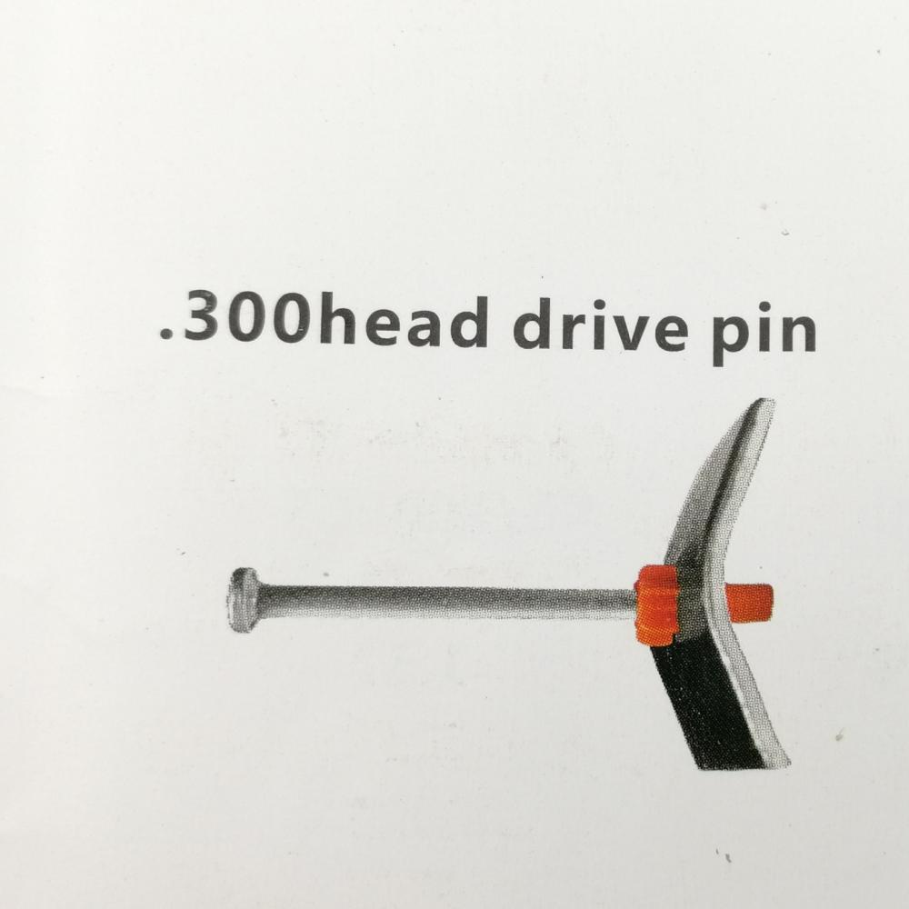 PD76 PT Drive pin with Square Washer