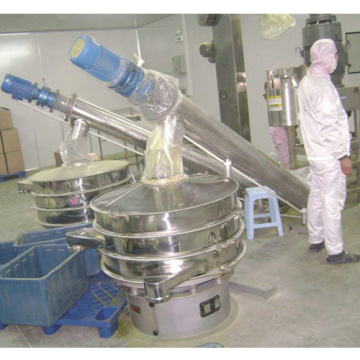 Vibrating Separator for Food Powder and Granule