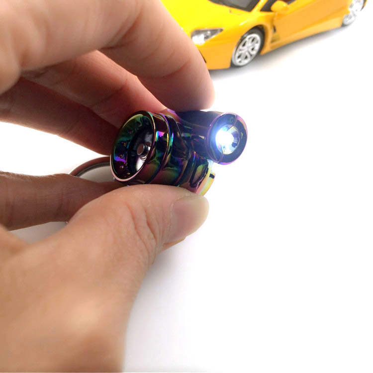 Turbo Keychain Light
