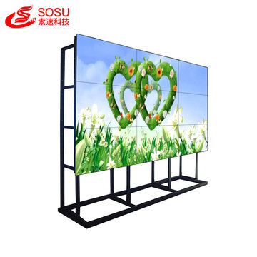 ultra narrow bezel 46 inch lcd video wall