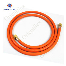 flexible reinforced lp gas line hose for stove