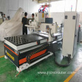 Multi heads wood machine